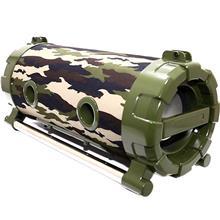 TSCO TS Torpedo Army Portable Speaker